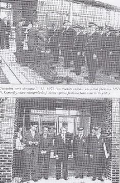 Nová zbrojnice 1977