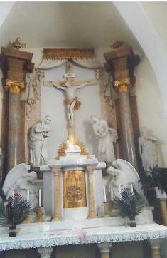 Kříže v Křepicích